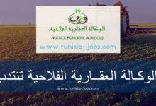 Photo of مناظرة الوكـالة العقــارية الفلاحية