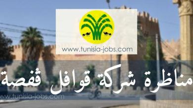 صورة مناظرة الشركة الجهوية للنقل القوافل ڨفصة لإنتداب 120 عون