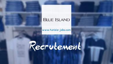 صورة مغازات Blue Island المختصة في بيع الملابس الجاهزة تنتدب أعوان