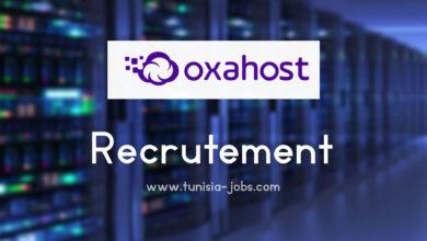 صورة شركة Oxahost Tunisie تنتدب