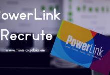 Photo of شركة PowerLink تنتدب العديد من الأعوان