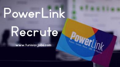 صورة شركة PowerLink تنتدب العديد من الأعوان