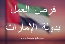 Photo of فرص العمل بدولة الإمارات العربية المتحدة المتاحة حاليا