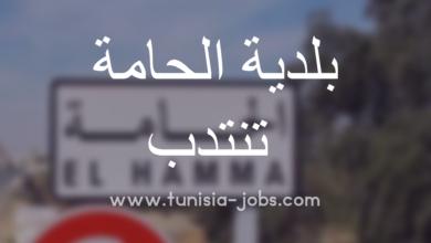 صورة بلدية الحامة تنتدب