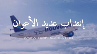 صورة شركة الطيران الجديد Nouvelair تنتدب عديد الأعوان