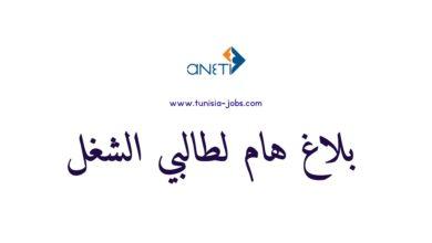 Photo of بعد فرض الحجر الصحي الكامل ، الوكالة الوطنية للتشغيل والعمل المستقل تتخذ جملة من الاجراءت